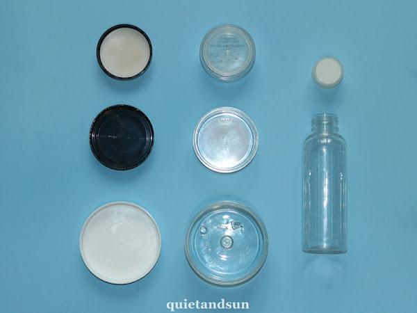 Listy kosmetyczne, projekt denko czyli jak krok po kroku pozbyć się nadmiaru kosmetyków