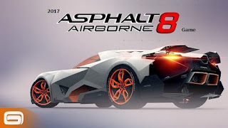 Asphalt 8 Airborne Apk Mod Obb Data for Android 2017/2018 Download