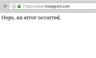 Facebook e Instagram registran fallas a nivel mundial