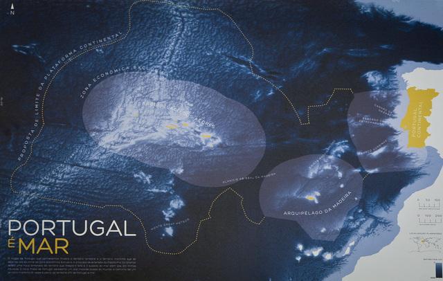 portugal é mar novo mapa Novo Mapa