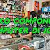 Rekomendasi 5 Toko Komponen dan Peripheral Komputer di Jogja