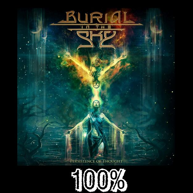 Reviews: Burial in the Sky - Persistence of Thought