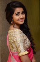 Anupama Parameswaran Saree Stills at VOZ Thanks You Meet TollywoodBlog
