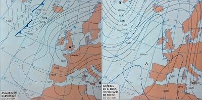 mapa del tiempo comentario