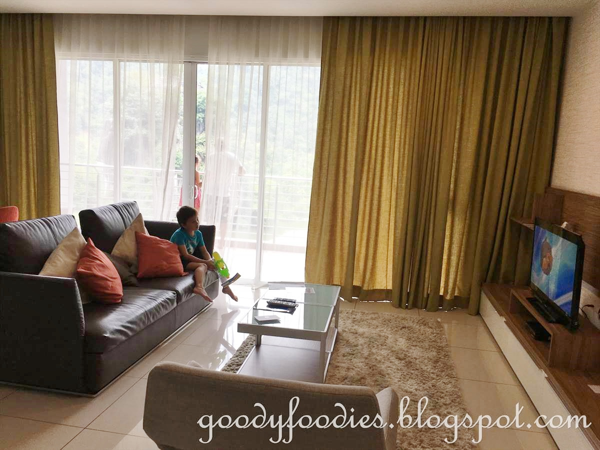 goodyfoodies: hotel review: the haven resort hotel, ipoh - all suites