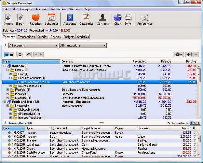Download iCash (maxprog)