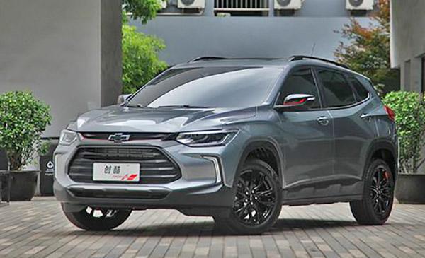 New Blazer SUV Inspires 2020 Chevy Trax >> Burlappcar 2020 Chevrolet Trax Tracker