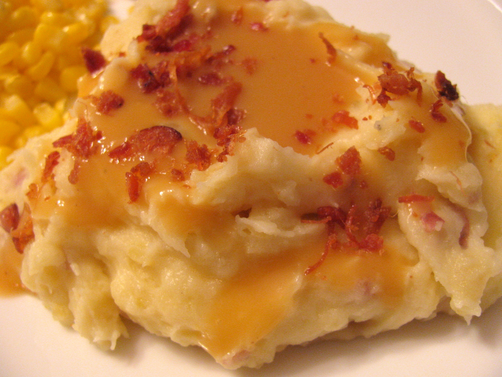 Parmesan and Garlic Mashed Red Potatoes