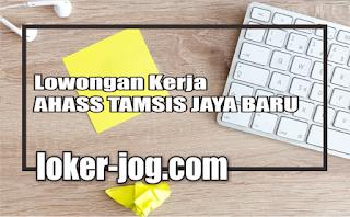 Lowongan Kerja AHASS TAMSIS JAYA BARU