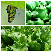 MARCH moodboard for CRISPY LETTUCE