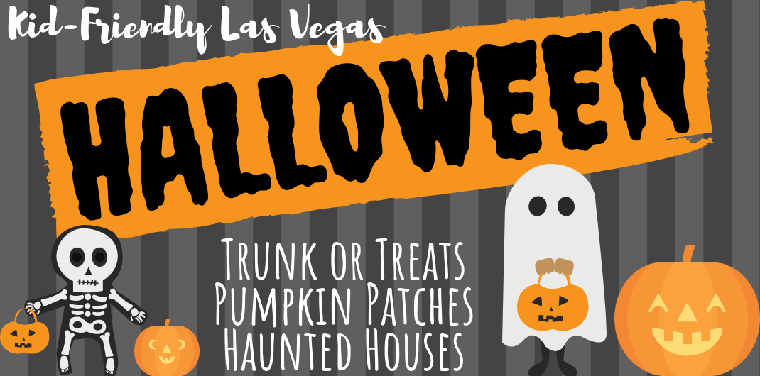 things to do with your kids for halloween in las vegas nv kid