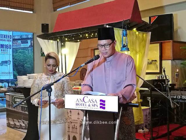 Berbuka Puasa Dan Program Amal AnCasa Hotel & Spa Sempena Ramadhan