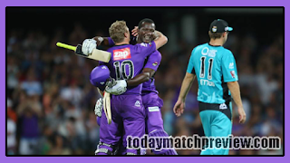 Today BBL 2018-19 5th Match Prediction Brisbane vs Hobbart