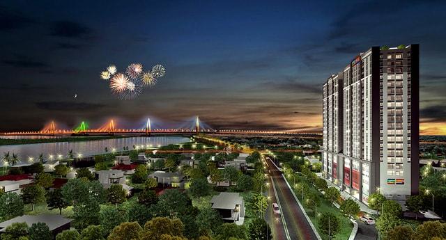 Chung cư Tây Hồ River View