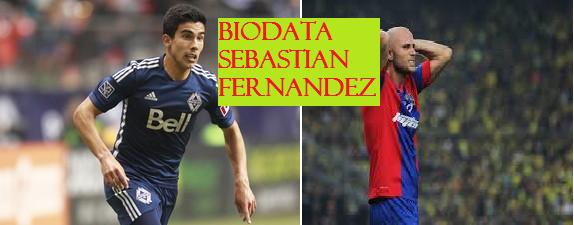 Biodata Sebastian Fernandez JDT