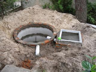 Mantenimiento de pozos de agua