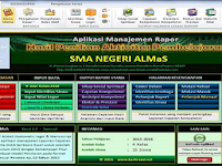 Download Aplikasi Raport SMA Tahun Pelajaran 2016/2017