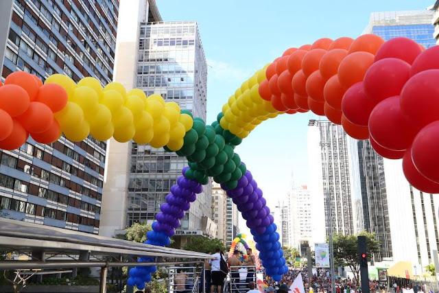 """""""Parada LGBT"""": CET anuncia mudança no tráfego na região da Avenida Paulista"""