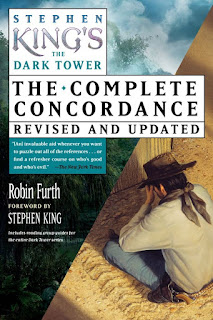 Stephen King's The Dark Tower, The Complete Concordance, Robin Furth, Stephen King, Stephen King Books, Stephen King Store