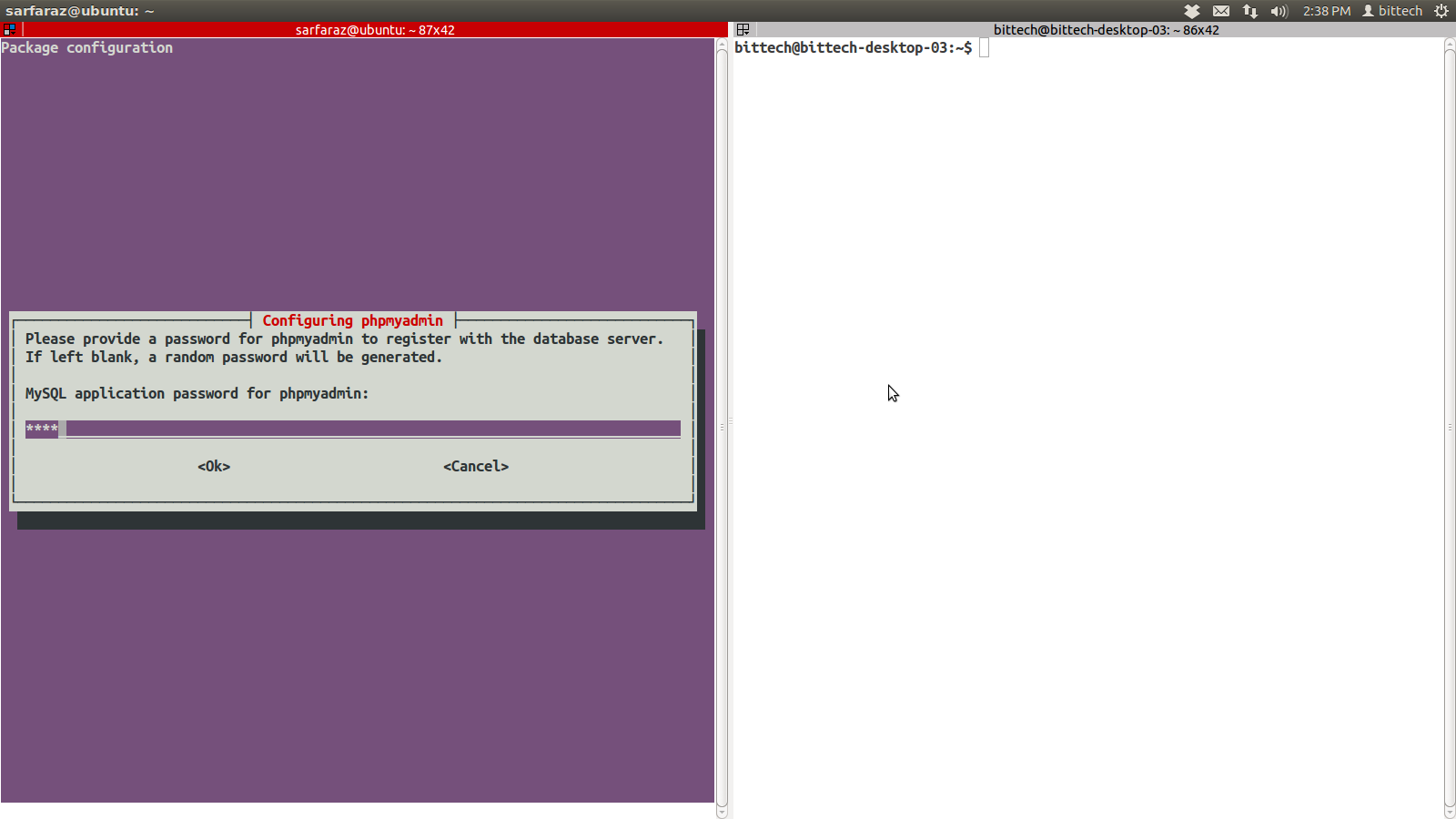 how to install ammyy admin in ubuntu 12.04