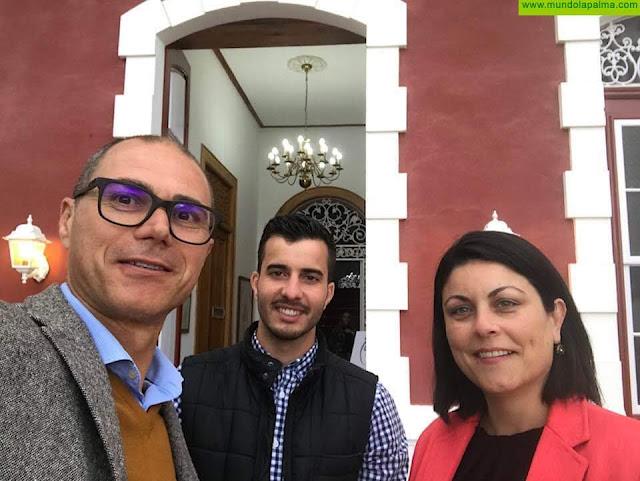 CC en Villa de Mazo consigue que el Ayuntamiento convoque un pleno para aprobar medidas económicas contra el coronavirus