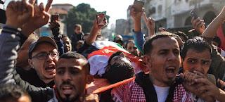 Ibrahim Abu Thouraya, symbol of Palestinian anger