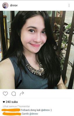 Cewek Cantik Instagram