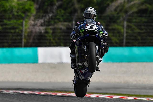 Maverick Viñales leva a Yamaha a mais uma vitória em 2019 na MotoGP