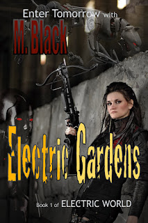 ROBOT DYSTOPIA-Coming...Electric Gardens: Enter a World of Confinement.