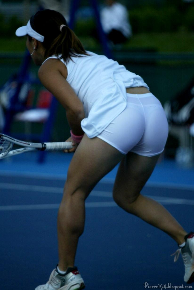 Ana Ivanovic Butt 73