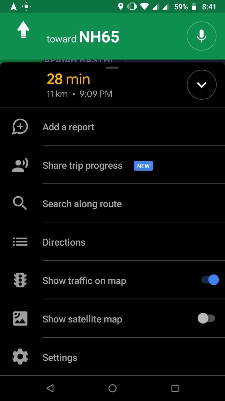 Google Maps Users Can Now Report Traffic Jams in an area on google recipes, google seo, google change log, google stock, google training, google business, google travel, google login screen, google environment, google scholar, google white, google links,