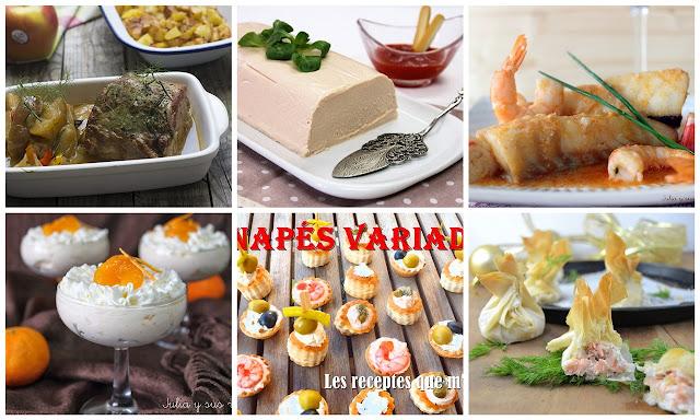 Recetas Fáciles Para El Menú De Nochevieja Cocina