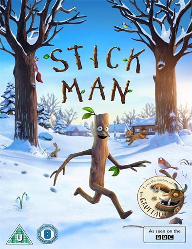 Ver Hombre rama (Stick Man) (2015) Online