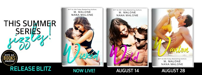 RELEASE BLITZ PACKET - Wicked by by M. Malone & Nana Malone
