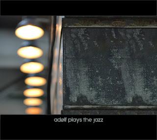 adolf plays the jazz - tinder