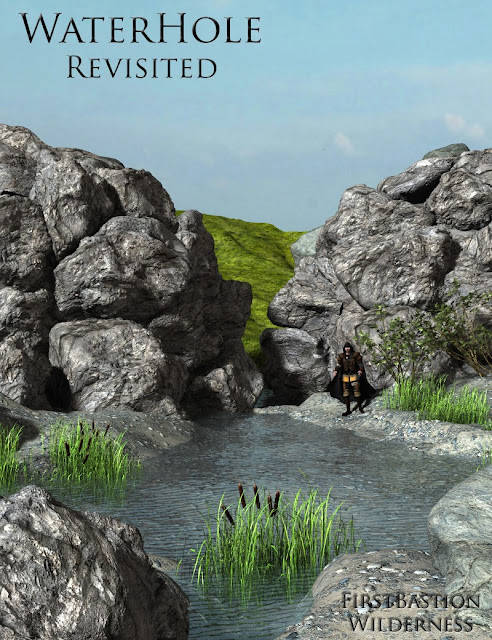 1stBastion's Wilderness: Waterhole