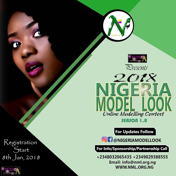 Nigeria Model Look