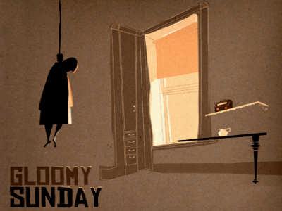 gloomy sunday lagu pengantar kematian