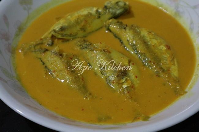 Gulai Ikan Versi Keluarga Saya Azie Kitchen
