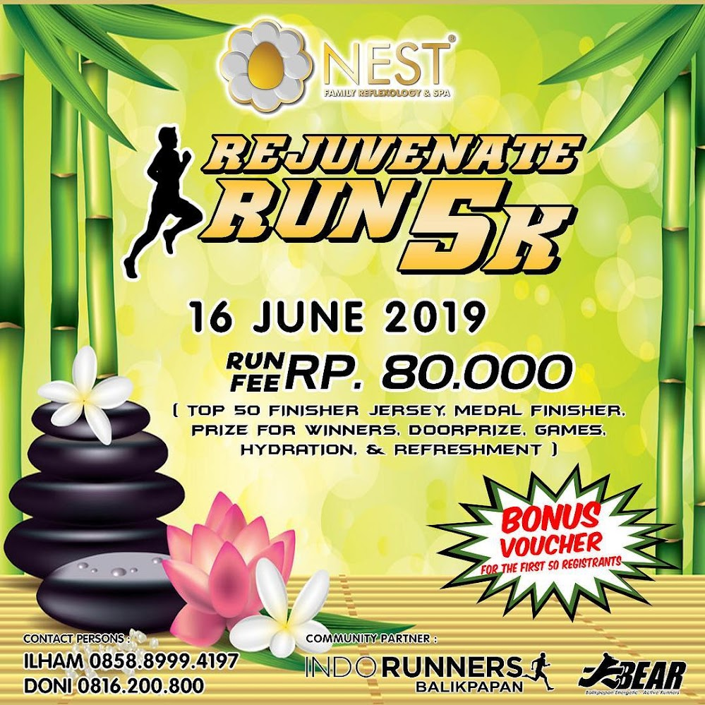 Rejuvenate Run • 2019