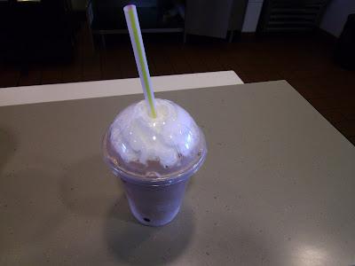 McDonald's Small Chocolate Shake