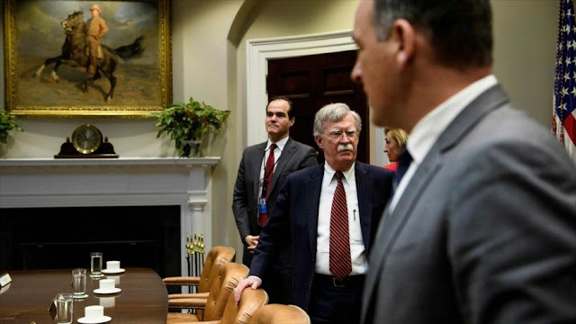 EEUU impone nuevas sanciones al Banco Central de Venezuela