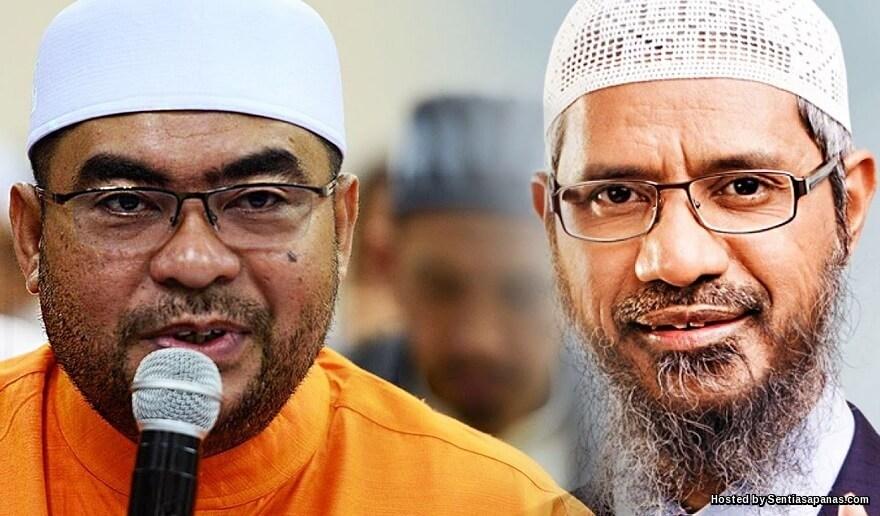 Mujahid Tidak Bersikap Adil Terhadap Zakir Naik