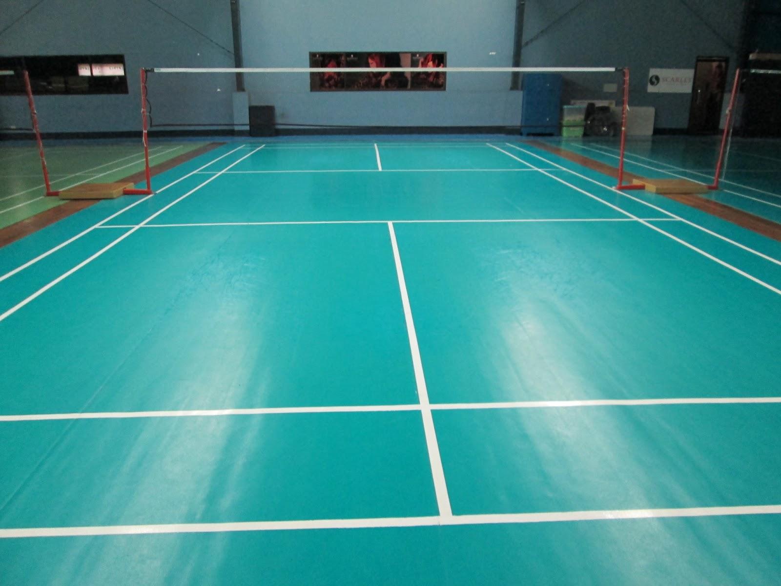 Centro Atletico Badminton Court In Cubao Badminton Manila