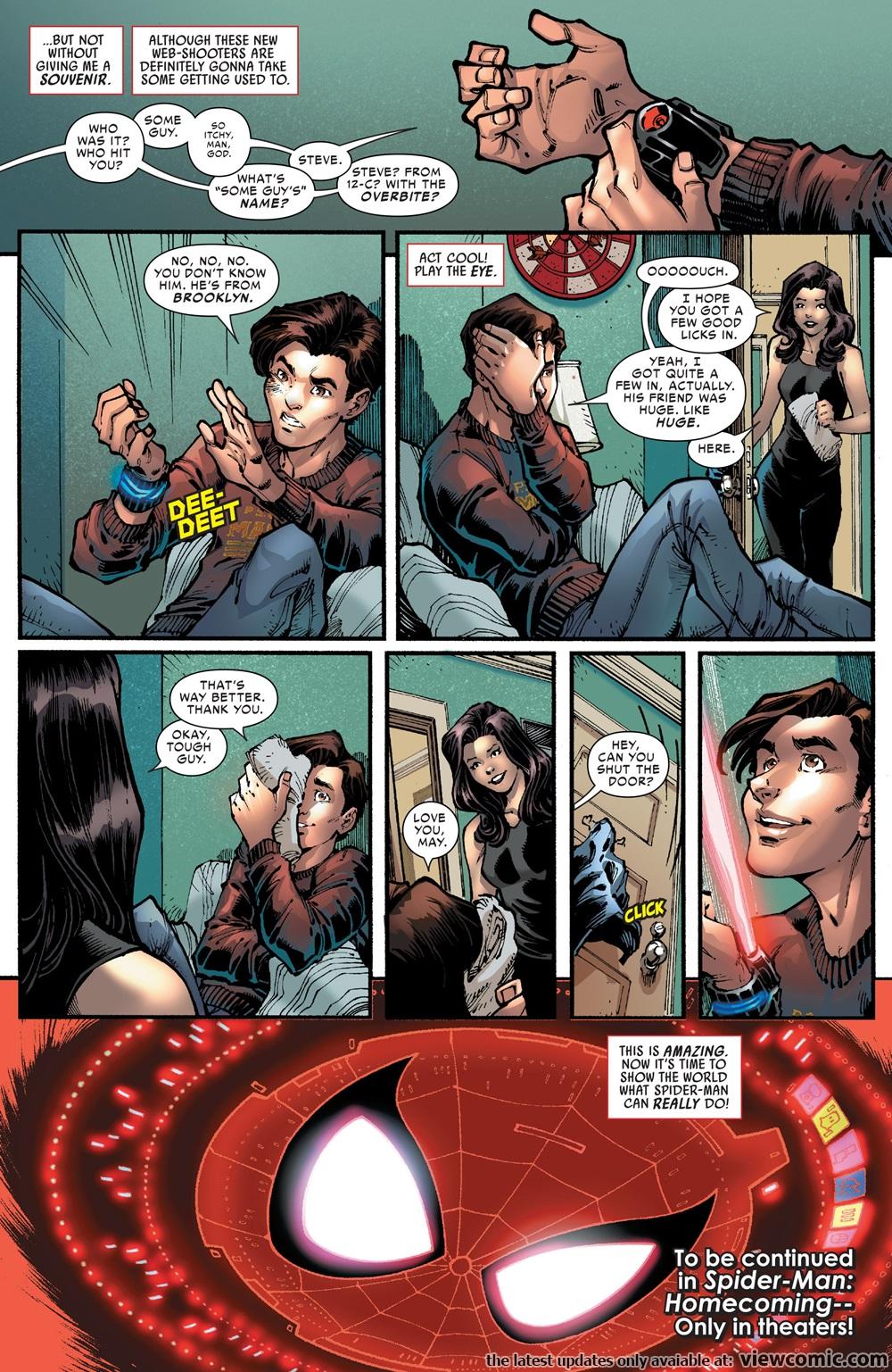 spiderman comic pdf free download