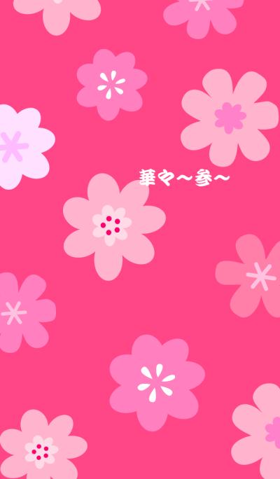 Flowers pattern3