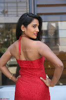 Mamatha sizzles in red Gown at Katrina Karina Madhyalo Kamal Haasan movie Launch event 156.JPG
