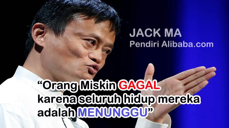 Inspirasi Sukses Dari Jack Ma Founder Of Alibaba Breaking News 2018