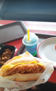Burger KFC Jepara