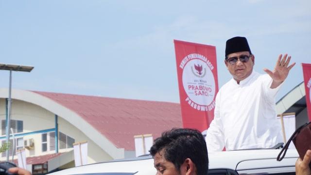 Prabowo di Dokumen Visi Misi Terbaru: Mari Perbaiki Indonesia